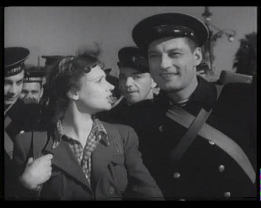 Вов про моряков 1944 про войну